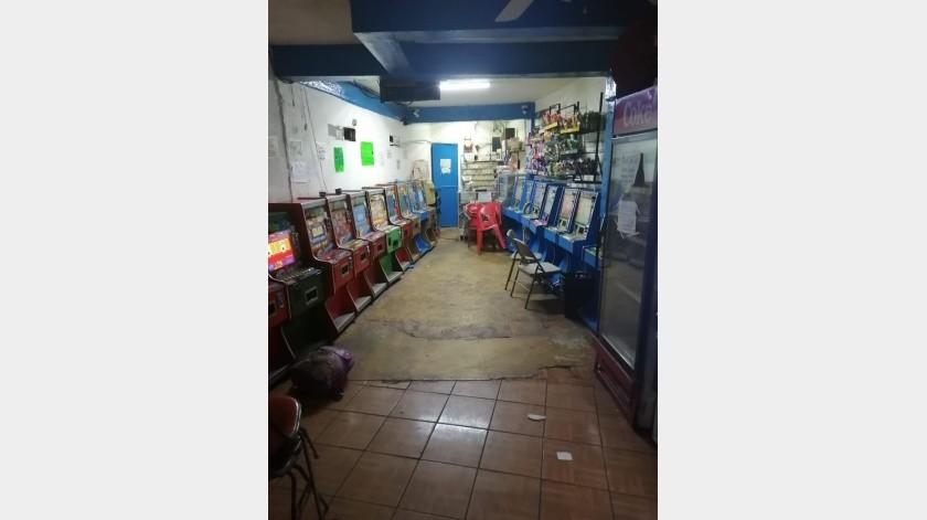 Confiscan 23 'mini casinos' en El Soler
