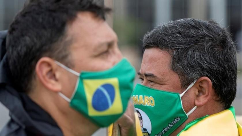 Bolsonaro extiende cierre de fronteras hasta 30 días más(EFE)