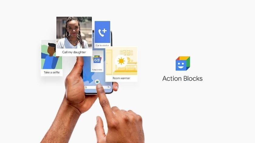 La app perfecta para personas mayores: cómo usar Action Blocks