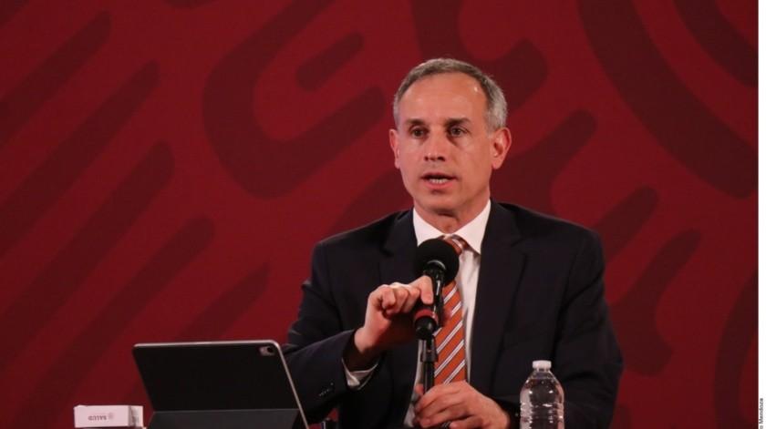 """Preparémonos para una epidemia larga"", pide López-Gatell(GH)"