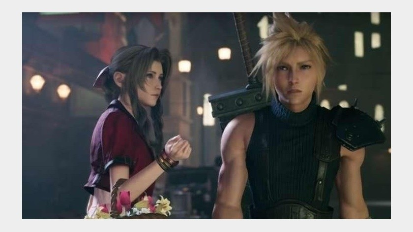 Final Fantasy VII Remake es el juego más vendido en Estados Unidos en Abril