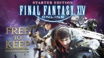 Final Fantasy XIV completamente gratis en PS4