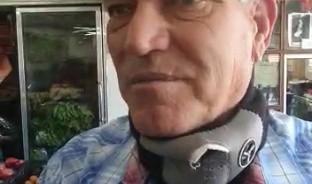 """Don Héctor Rubén Ojeda es locatario en la Central de Abastos """"Francisco I. Madero"""" y, durante la cuarentena, ha estado apoyando a quienes se acercan a pedir ayuda porque no tienen cómo alimentar a su familia."""