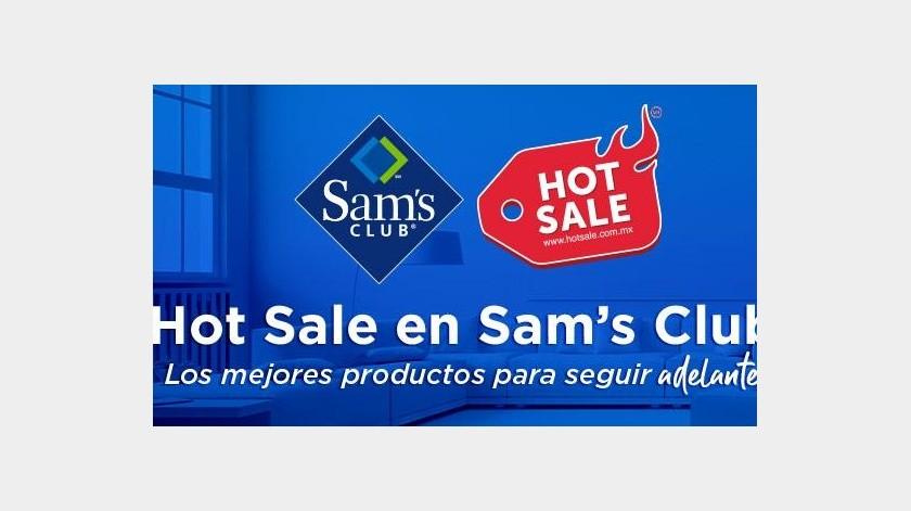 Hot Sale en Sam's Club: ofrece grandes promociones