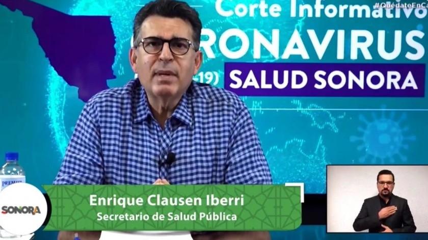 Suman mil 501 casos confirmados y 109 decesos por Covid-19 en Sonora