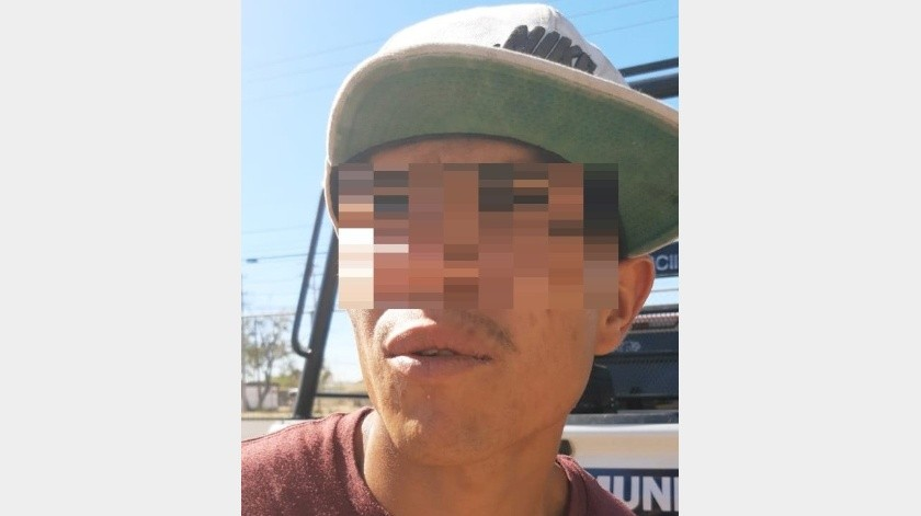 Detienen a dos individuos por robo con violencia en distintos eventos en Hermosillo(Especial)