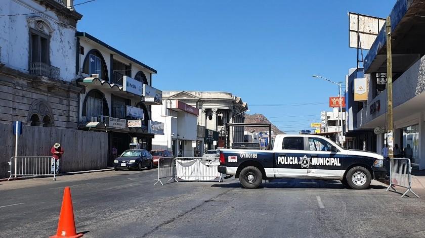 Desde que las autoridades retiraron los filtros sanitarios, los guaymenses hacen su vida normal en las calles.
