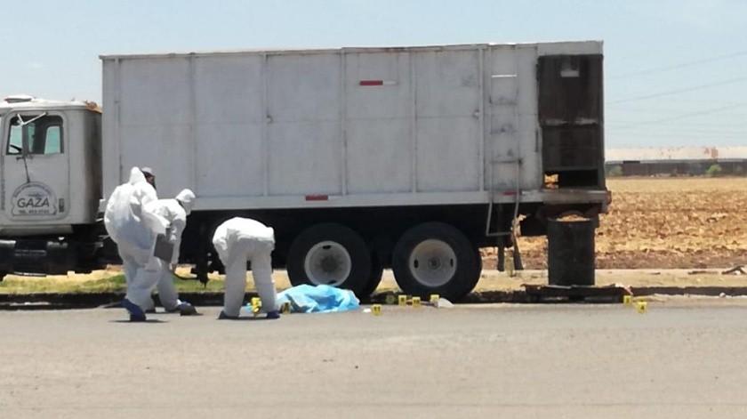 A 41 muertos en el mes llegó Cajeme ayer con dos homicidios más en diferentes ataques armados.(Susana A. Arana)