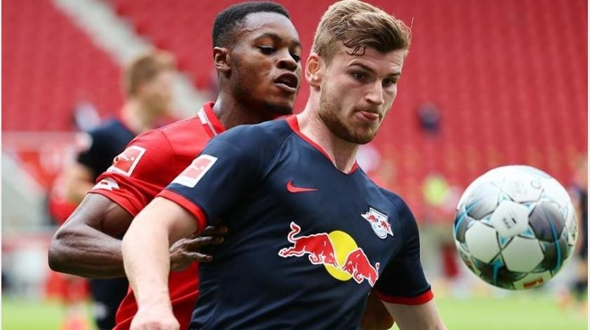 Bundesliga: Leipzig vuelve a la pelea gracias a Timo Werner(EFE)
