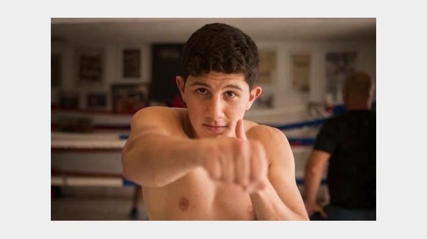 Noé Robles está listo para peleas grandes.