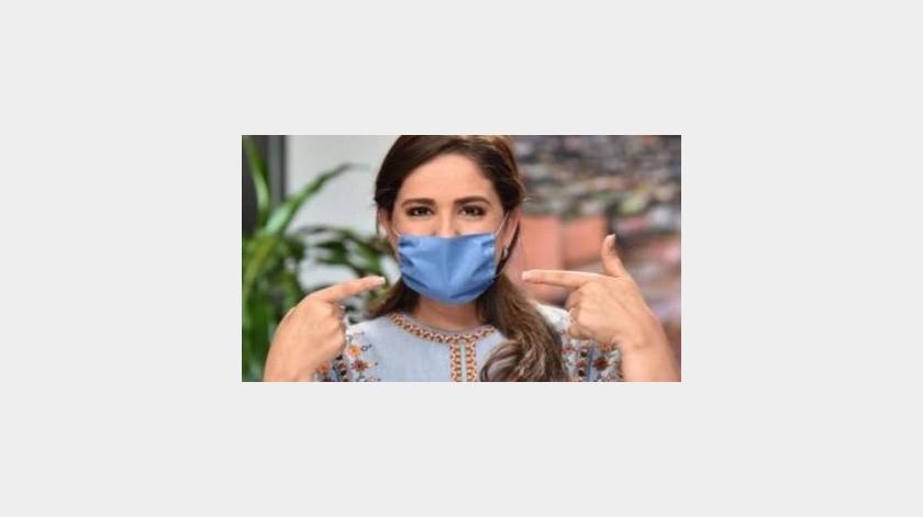 La alcaldesa de Hermosillo habló de su situación de salud luego de que ayer fuera confirmada como caso positivo de coronavirus.(Archivo GH)