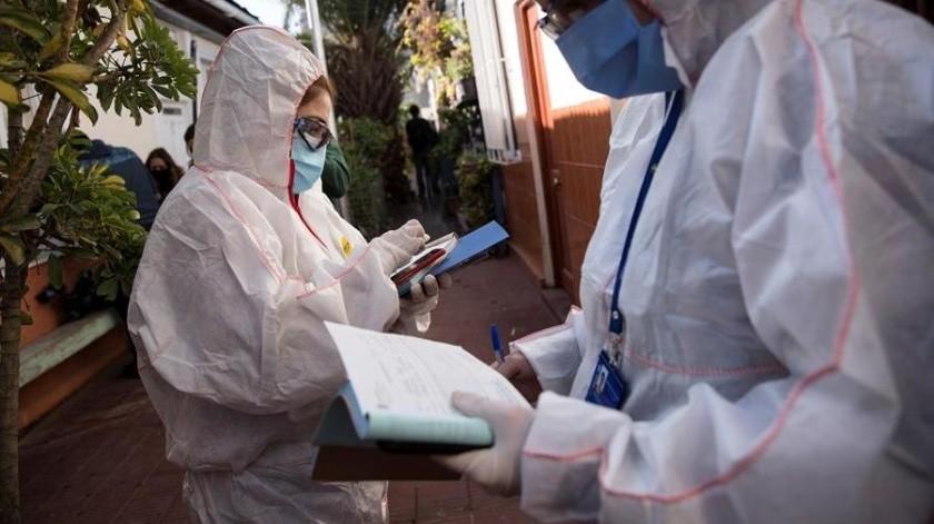 Arizona rebasa las 800 muertes por contagios de Covid-19(EFE)