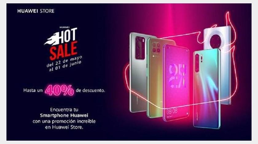 Conoce las promociones de Huawei por Hot Sale(Tomada de la Red)