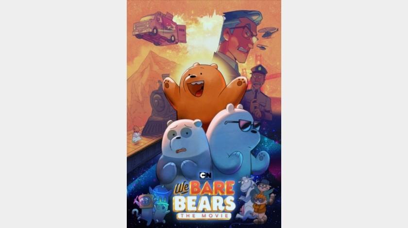 """""""We Bare Bears"""" estrena primer trailer de su pelicula(Internet)"""