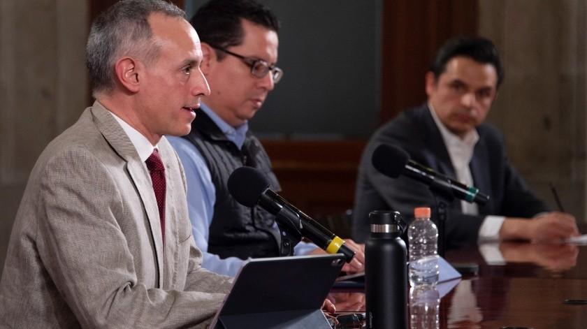 El coordinador de los diputados del PAN, Juan Carlos Romero Hicks, aseguró que el subsecretario de Salud, Hugo López Gatell, inventa estadísticas.