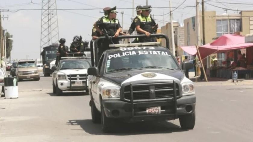 Mueren 4 policías por Covid-19 en Edomex en una semana(El Universal)