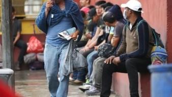 No habrá recursos para migrantes: delegado