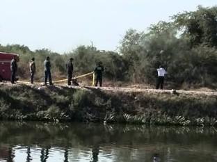 Fallece joven ahogado en canal del Valle del Yaqui