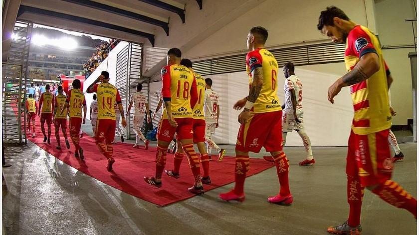 Jugadores de Monarcas Morelia ya fueron avisados que Mazatlán será su nuevo hogar(Instagram @fuerzamonarca)