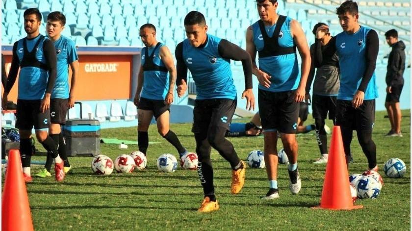 Morelia no se quedaría sin fútbol tras la posible llegada de Tampico Madero(Instagram @tmfutbolcluboficial)