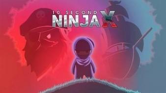 10 Second Ninja X gratis en Steam