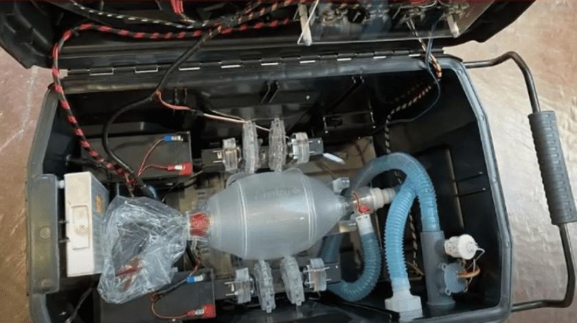 EU enviará mil respiradores artificiales Covid-19 a Brasil(UNAM / Ilustrativa)