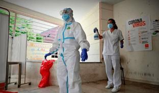 La tasa de transmisión se ha rebajado y el virus tendrá dificultades para sobrevivir, advierten funcionarios de la OMS.