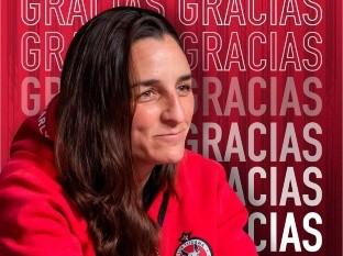 Xolos femenil agradeció la labor de Carla Rossi a través de su cuenta de Twitter-