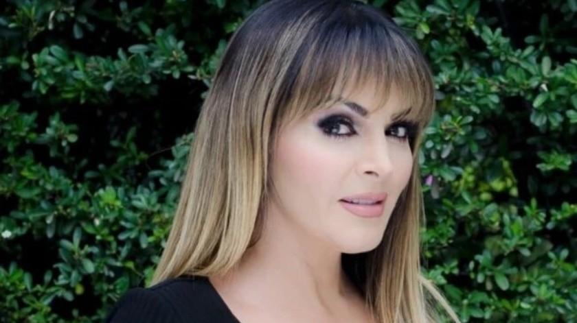 Verónica Macías ha aprendido a vivir con una marca en el rostro
