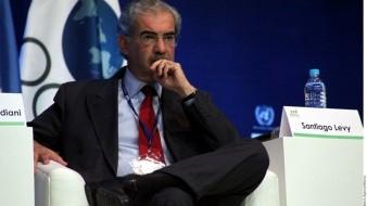 El actual sexenio terminará con el ingreso por habitante más bajo, advierte Santiago Levy