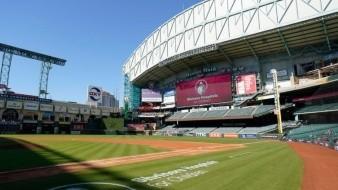 Astros de Houston también abre instalaciones; se harán entrenamientos individuales