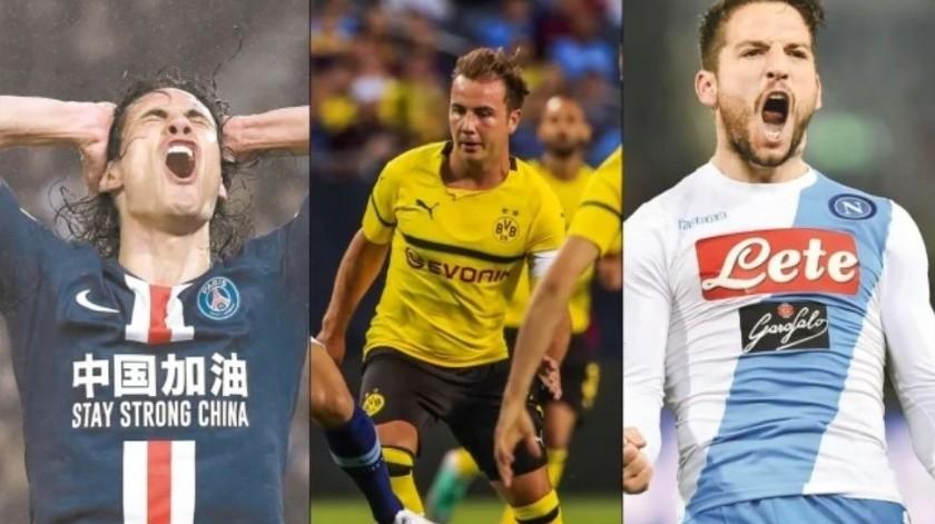 ¡Gratis! Futbolistas de ligas top que se podrían fichar sin costo en el próximo mercado(El Universal)