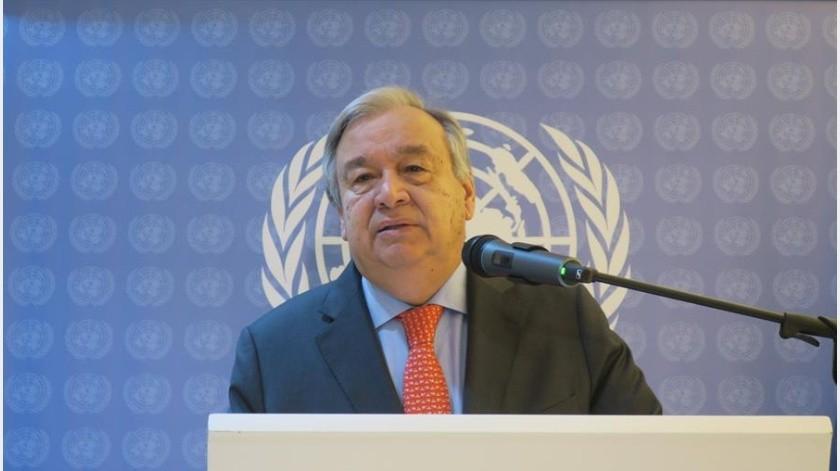 """La ONU no promueve un proyecto político y económico llamado """"Nuevo Orden Mundial"""",(EFE)"""