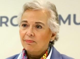 Sánchez Cordero pedirá a Hacienda garantizar presupuesto para proteger mujeres