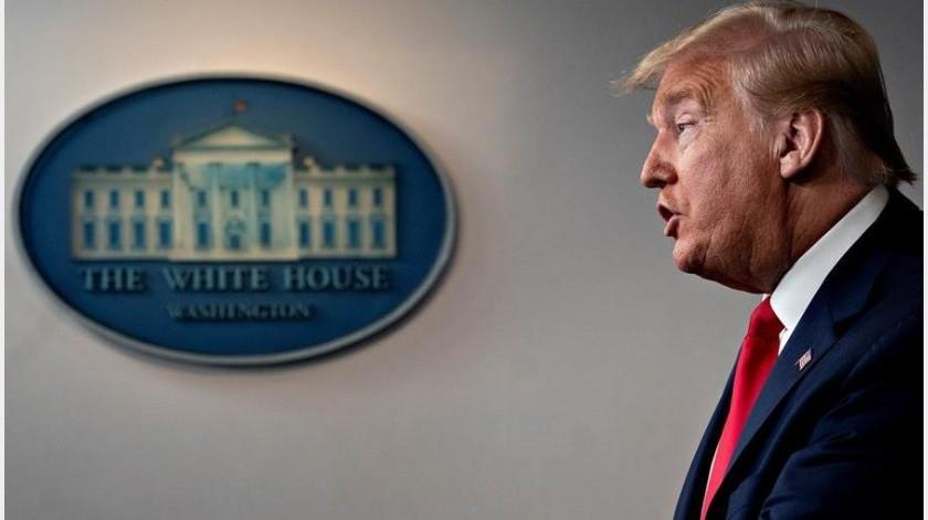 G7: Trump quiere reunir a líderes mundiales en la Casa Blanca en junio(EFE)