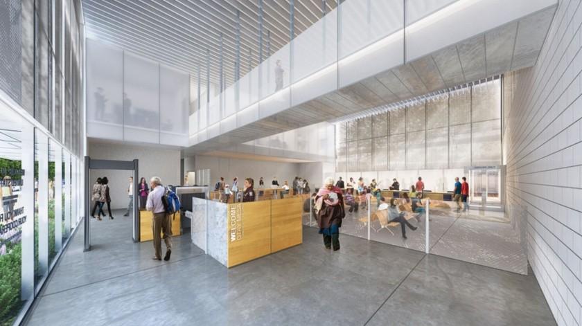 El proyecto para ampliar la Garita de Otay contempla edificios modernos más eficientes.(Cortesía)