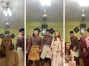 VIDEO: El baile de esta familia no para de ganar corazones