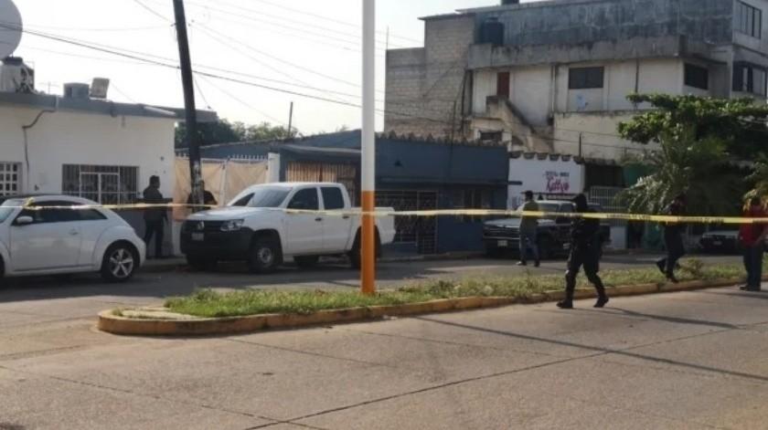 Grupo armado ataca base de FGR en Veracruz(Especial)