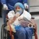 Abuelita de 90 años se recupera de Covid-19 en Veracruz