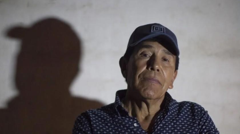 No cuento con recursos económicos para huir, asegura Rafael Caro Quintero(GH)