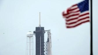 Sigue el lanzamiento del SpaceX, primer cohete tripulado privado
