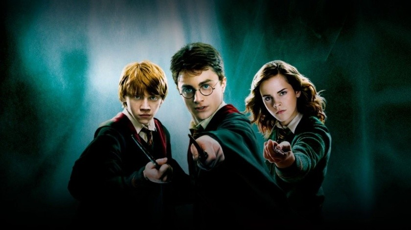 Harry Potter se encuentra disponible en HBO Max.