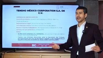 El caso fue informado por el secretario del Trabajo del Estado, Sergio Moctezuma.