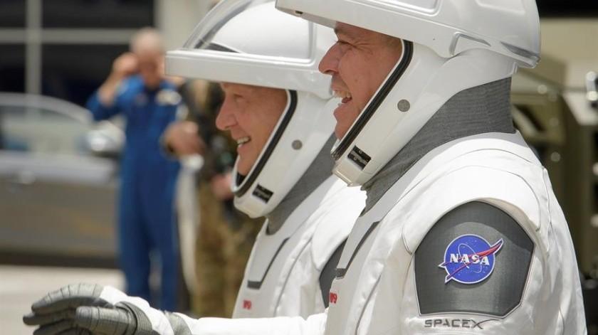 SpaceX fue formado por el empresario Elon Musk con la esperanza de revolucionar la industria aeroespacial y hacer realidad los vuelos espaciales asequibles.(EFE)