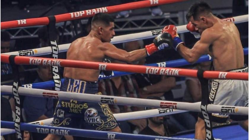 Regresa el boxeo y artes marciales mixtas a Nevada a partir de junio(Instagram @ elpeligrosojmag)