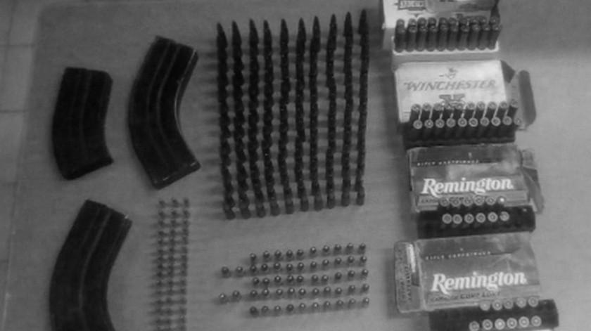 Incautan cerca de 10 mil balas durante la noche del martes en Nogales(Ilustrativa/Pixabay)