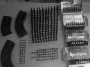 Incautan cerca de 10 mil balas durante la noche del martes en Nogales