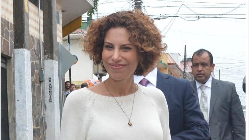 Suspenden temporalmente extradición de Karime Macías(GH)