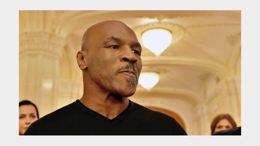 Aún no se cuenta con rival para el regreso de Mike Tyson al ring(EFE)