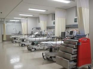 Hay 335 camas para atenciónde Covid-19 en IMSS Sonora